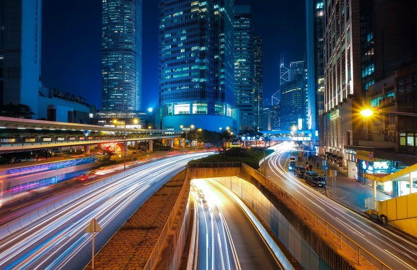 Hong Kong ulice