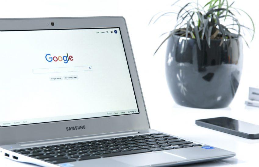 Google, počítač, Samsung