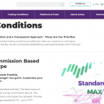 axiory trading conditions