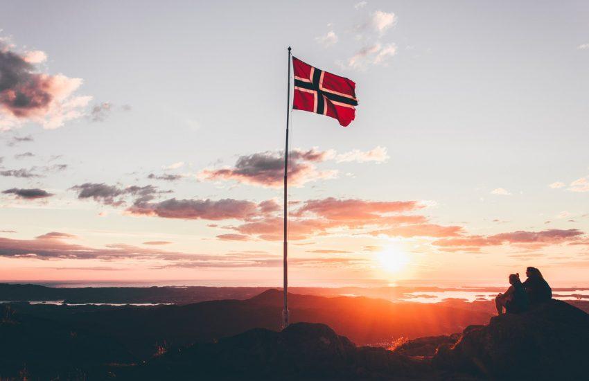 Nórsko, ropa, plyn, energetika, ražba