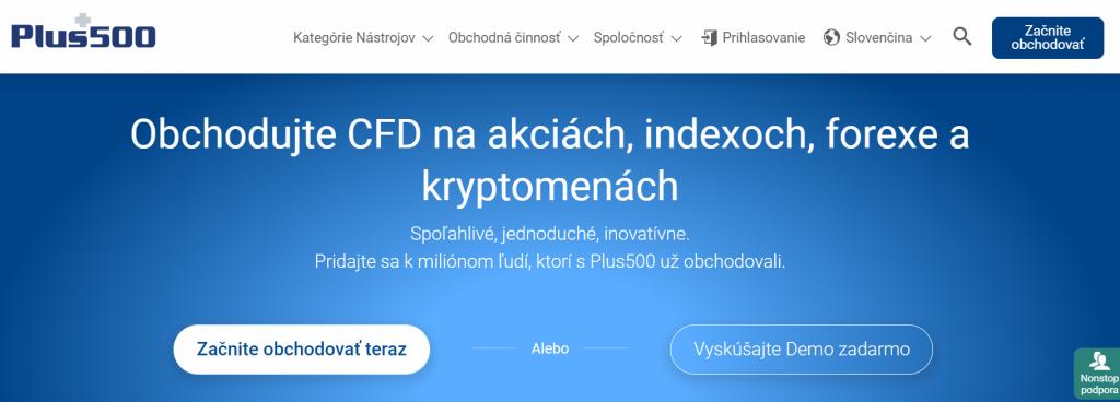 Web Plus500
