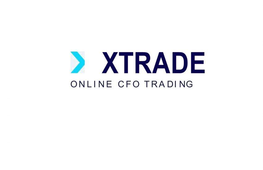 Logo spoločnosti Xtrade