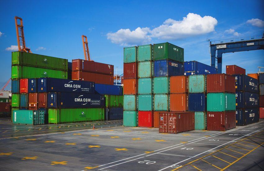 obchod, vývoz, export, import