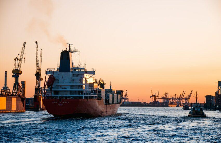 loď, tanker