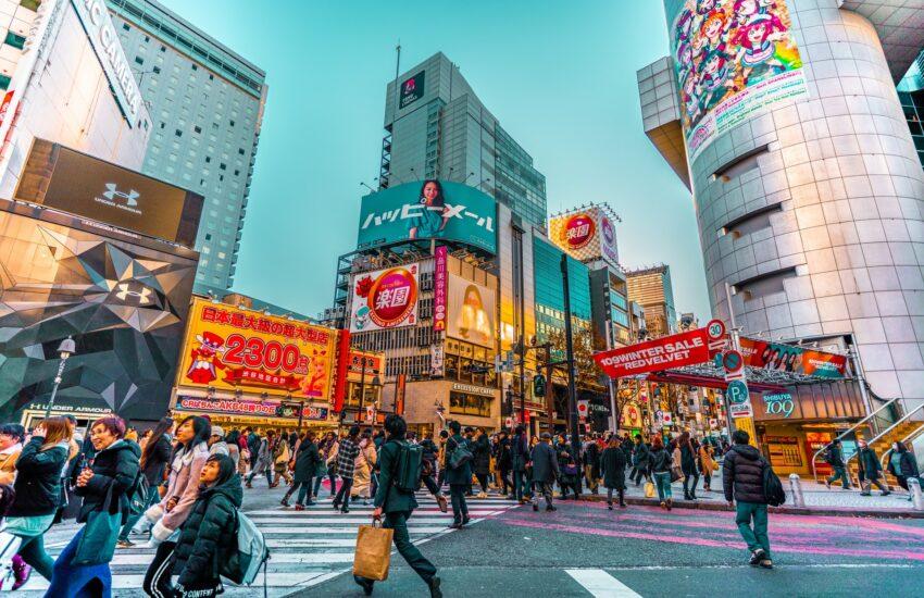 tokyo, ázija, japonsko