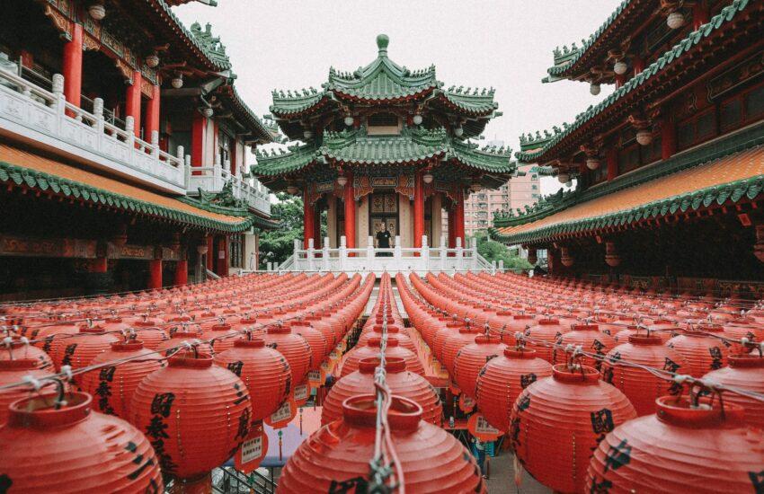 Taiwan, Ázia