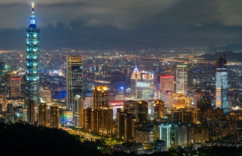 Ázia, ázijské mesto