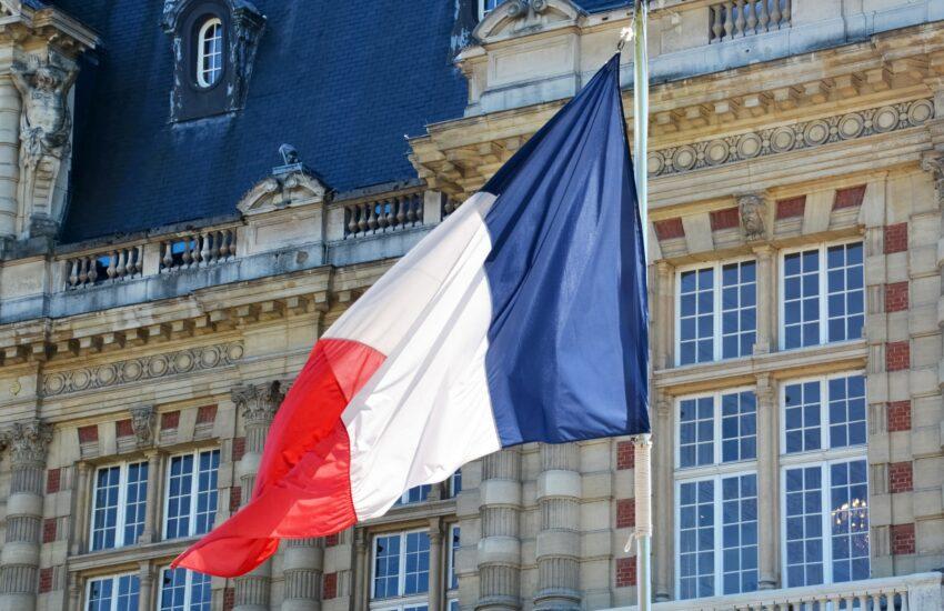 Francúzsko, Francie, francúzská vlajka